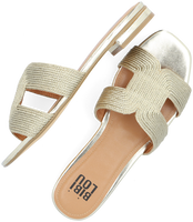 Gouden BIBI LOU Slippers 839Z94HG  - medium