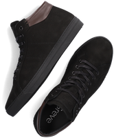 Zwarte GREVE Hoge sneaker UMBRIA 6546  - medium
