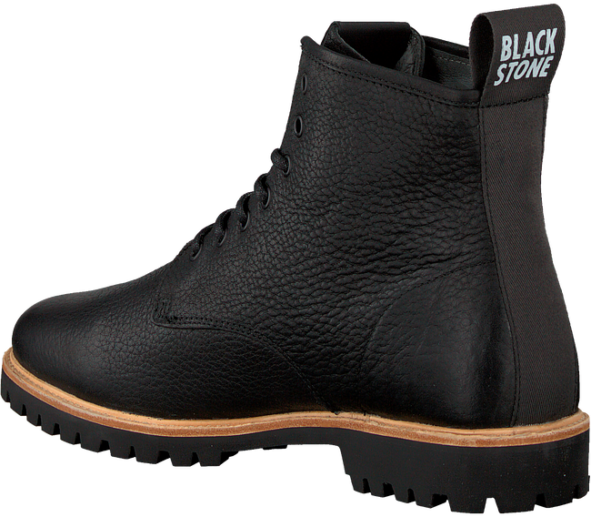 Zwarte BLACKSTONE Veterboots SG12  - large
