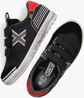 Zwarte MUNICH Lage sneakers G3 VELCRO  - medium