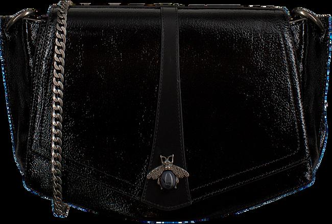 Zwarte HISPANITAS Schoudertas H87359 - large