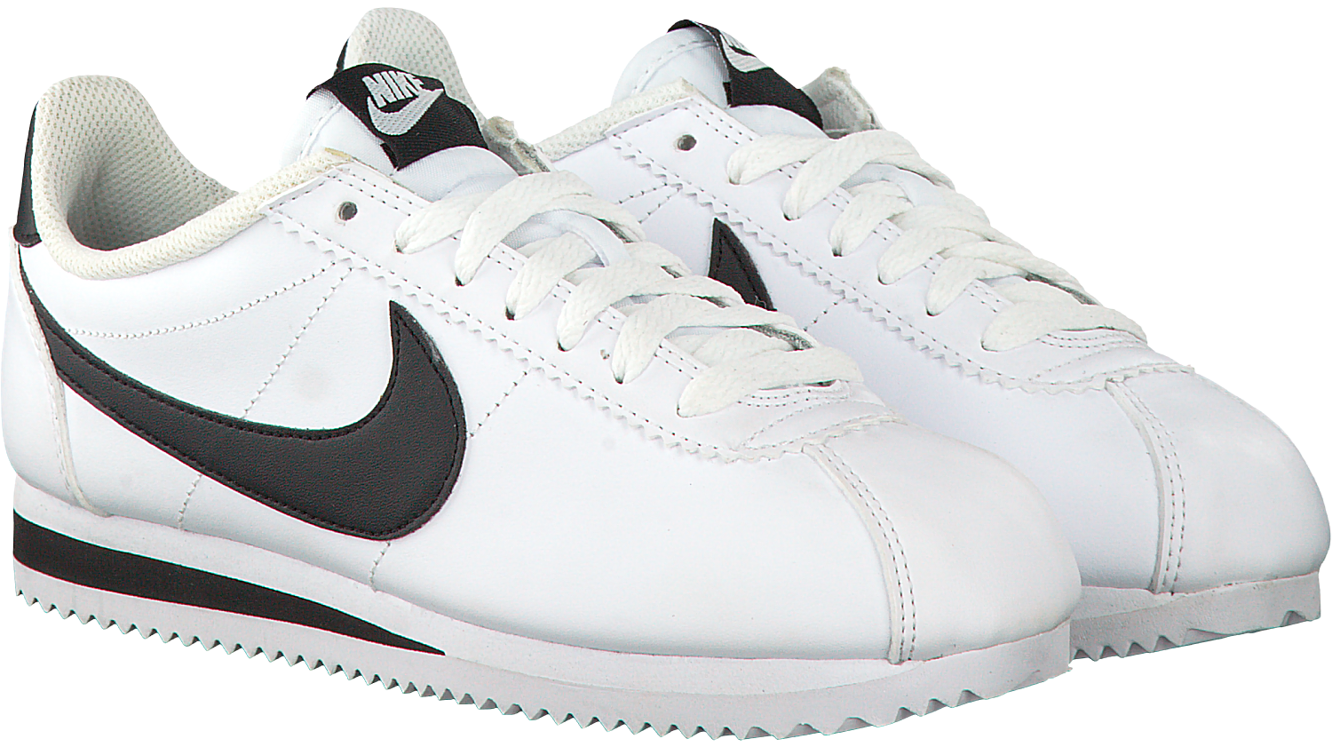 best loved 9c2c9 1b806 Witte NIKE Sneakers CLASSIC CORTEZ LEATHER WMNS - Omoda.nl