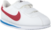Witte NIKE Sneakers CORTEZ BASIC SL - small