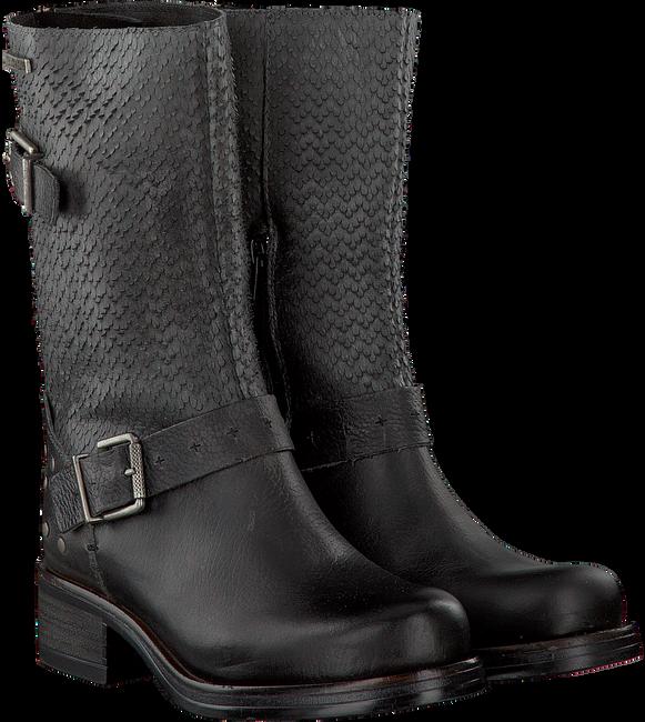 Zwarte YELLOW CAB Lange laarzen Y28157  - large