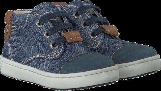Blauwe SHOESME Sneakers UR7S037  - large