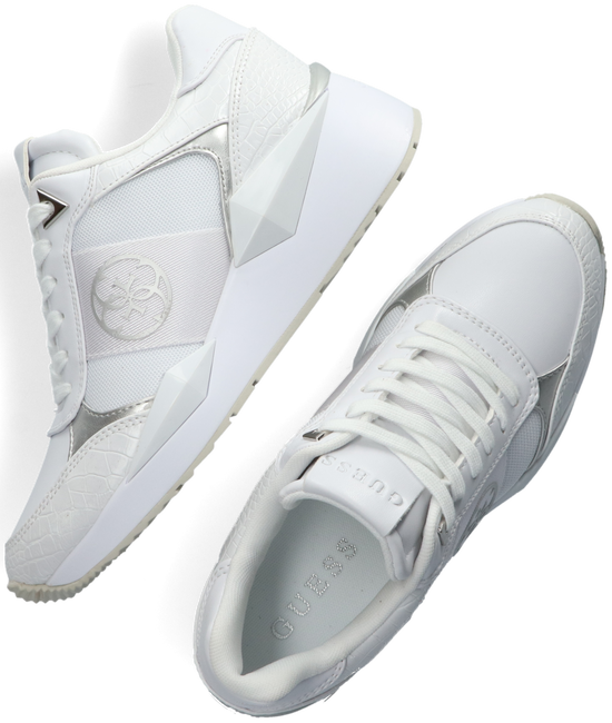 Witte GUESS Lage sneakers TESHA  - large