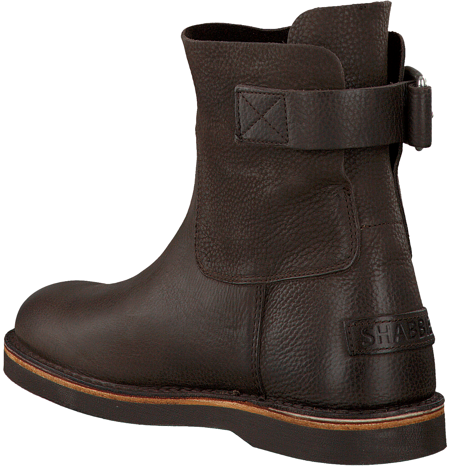 Shabbies Brun Bottines 181020020 ANmRYTm