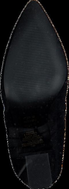 Zwarte STEVE MADDEN Enkellaarsjes RENNE - large