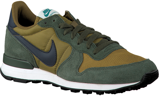 Groene NIKE Sneakers INTERNATIONALIST MEN  - large
