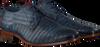 Blauwe REHAB Nette schoenen GREG SNAKE STRIPES - small