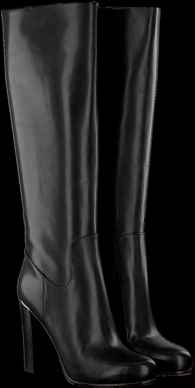 05ff5c8fed6 Zwarte MICHAEL KORS Lange laarzen JANICE BOOT - large. Next