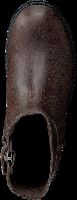 Bruine SHABBIES Enkellaarsjes 172-0062SH  - large