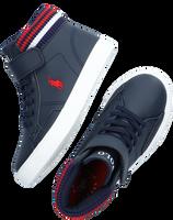 Blauwe POLO RALPH LAUREN Hoge sneaker THERON BOOT  - medium