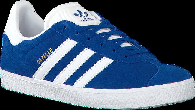 Blauwe ADIDAS Sneakers GAZELLE J  - large