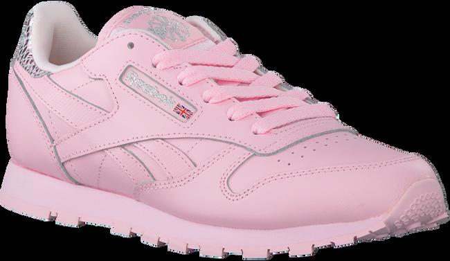 Roze REEBOK Sneakers CLASSIC KIDS  - large