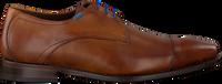 Cognac VAN BOMMEL Nette schoenen 14370 - medium
