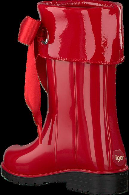 Rode IGOR Regenlaarzen CAMPERA - large