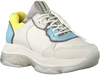 Witte BRONX Lage sneakers BAISLEY  - small