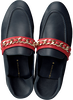 blauwe TOMMY HILFIGER Loafers CHAIN DETAIL CORPORATE LOAFER  - small