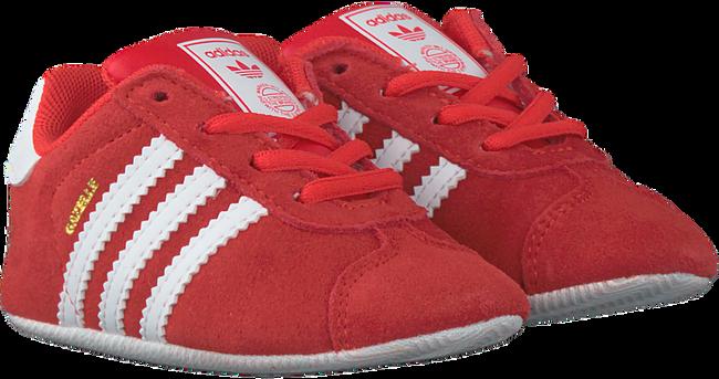 Rode ADIDAS Babyschoenen GAZELLE CRIB  - large