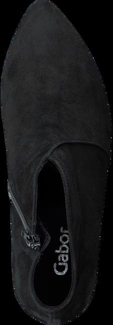 Zwarte GABOR Enkellaarsjes 51.700 - large