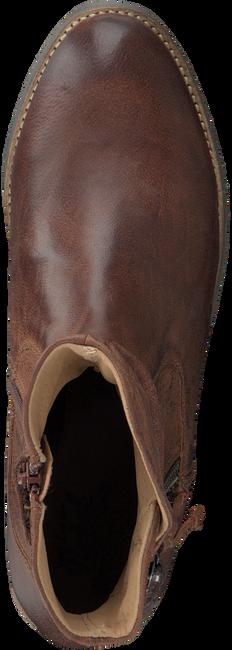 Cognac BRAQEEZ Lange laarzen 416744  - large
