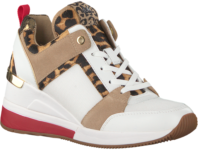 Witte MICHAEL KORS Sneakers GEORGIE TRAINER  - large