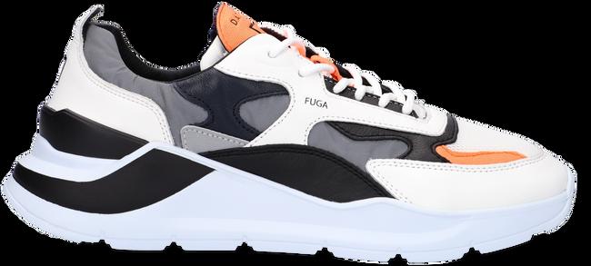 Grijze D.A.T.E Lage sneakers FUGA  - large