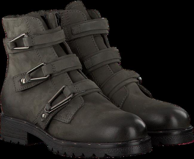 Grijze MJUS Biker boots 190223  - large