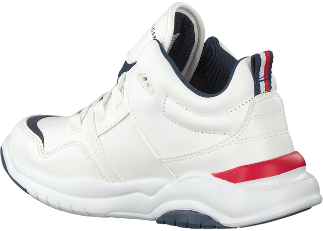 Witte TOMMY HILFIGER Sneakers 30486  - large