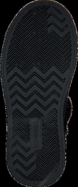 Zwarte SHOESME Veterboots SH9W019  - large
