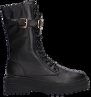 Zwarte NIKKIE Veterboots LYNN BOOTS  - medium