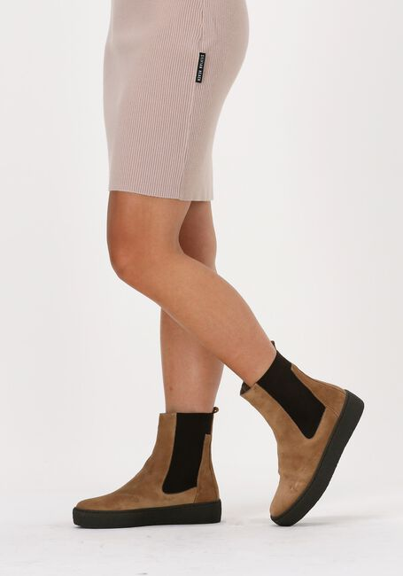 Taupe CA'SHOTT Chelsea boots 22122  - large