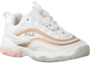 Witte FILA Sneakers RAY F LOW WMN  - small