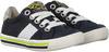 Blauwe BRAQEEZ Lage sneakers DICKY DAY  - small