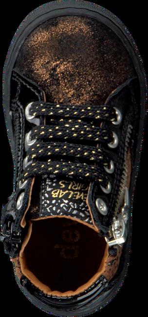 Cognac DEVELAB Lage sneakers 42226  - large