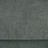 Groene LOULOU Essentiels Clutch LOVELY LEOPARD - small