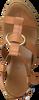 Cognac NOTRE-V Sandalen 438015  - small