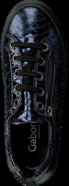 Blauwe GABOR Sneakers 468  - large