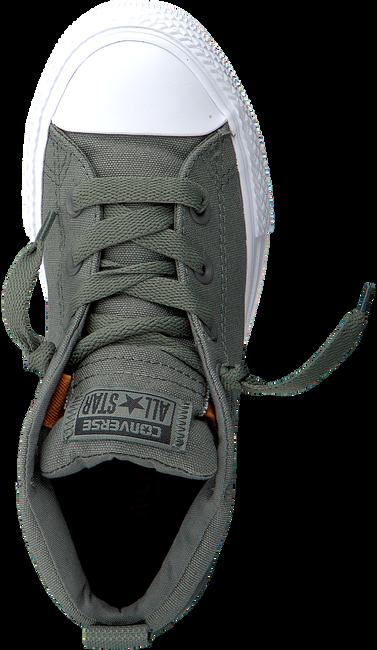 Groene CONVERSE Sneakers CTAS STREET MID KIDS - large