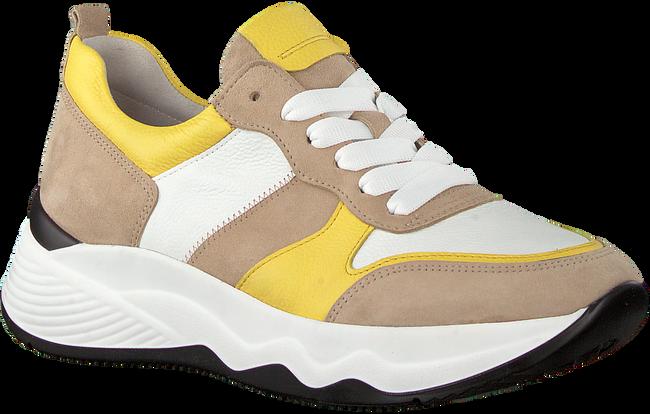 Beige GABOR Lage sneakers 490.1  - large