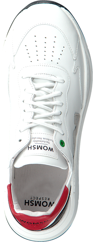 Witte WOMSH Lage sneakers WAVE MEN - larger