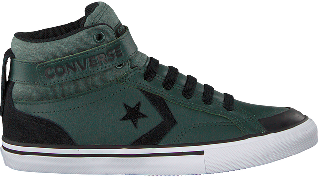 Groene CONVERSE Sneakers PRO BLAZE STRAP-HI - large