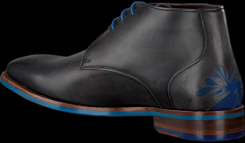 Chaussures Habillées Gris Floris Van Bommel 20040 2sCUX88c1