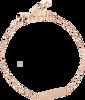 Gouden ATLITW STUDIO Armband ELEMENTS BRACELET TRIANGLE BAR - small