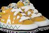 Gele BUNNIES JR Sneakers ZUKKE ZACHT  - small