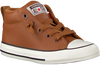 Cognac CONVERSE Sneakers STREET RED ROVER-MID  - small