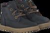 blauwe JOCHIE Veterschoenen 16091  - small