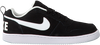 Zwarte NIKE Sneakers COURT BOROUGH LOW MEN  - small