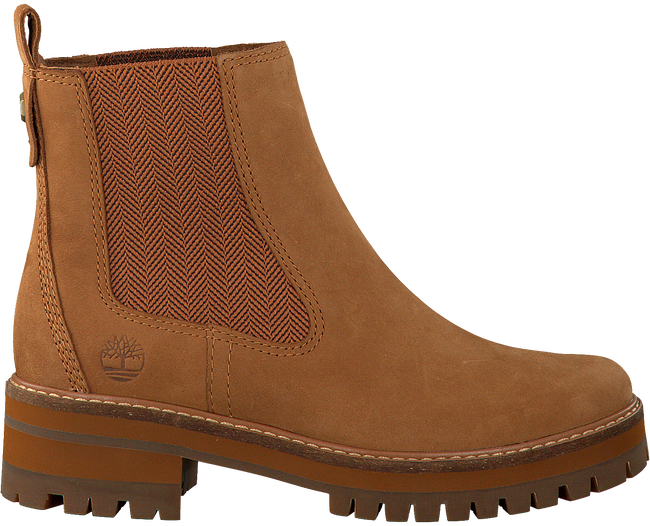 Cognac TIMBERLAND Chelsea boots COURMAYEUR VALLEY CH  - large